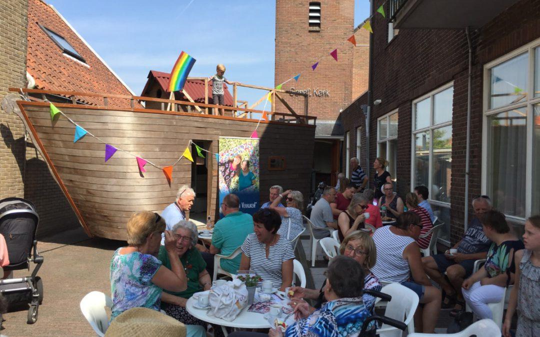 Protestantse kerken doneren opbrengsten Jaarmarkt Haastrecht 2018 aan de Ark